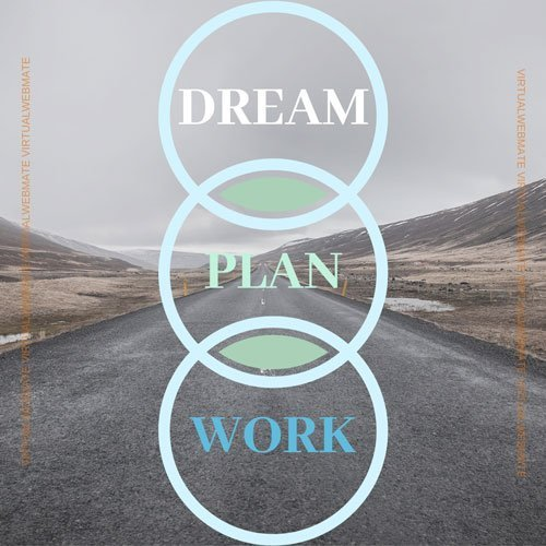 dream plan work by virtualwebmate portfolio