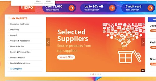 virtual web mate product sourcing alibaba